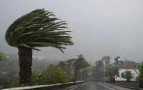 Declaran alerta naranja en cuatro departamentos de Bolivia por fuertes vientos
