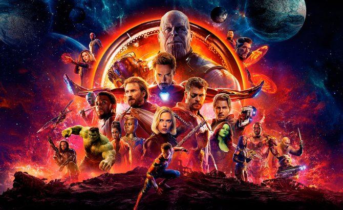 'Avengers: Infinity War' a punto de romper uno de los mayores record de taquilla de la historia