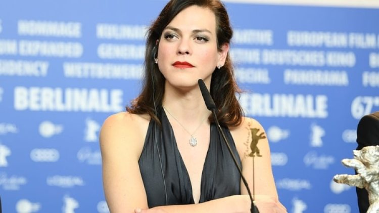 "La actriz Daniela Vega, protagonista de ""Una mujer fantástica ""(Photo by Matthias Nareyek/Getty Images)"