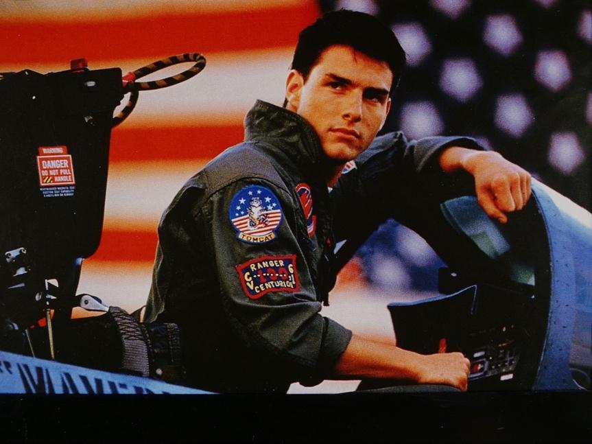 Con esta foto anuncia Tom Cruise el rodaje de