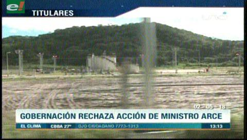 Video titulares de noticias de TV – Bolivia, mediodía del miércoles 2 de mayo de 2018