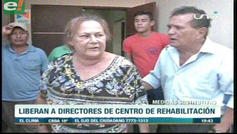 Liberan a administradores de centro de rehabilitación «Misión Esperanza»