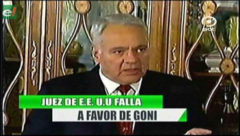 Video titulares de noticias de TV – Bolivia, noche del miércoles 30 de mayo de 2018