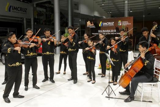 Orquesta de Cuerdas de San José de Chiquitos