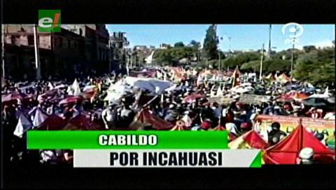 Video titulares de noticias de TV – Bolivia, noche del martes 15 de mayo de 2018