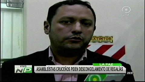 Dorado: Ni con un segundo estudio el Gobierno quiere descongelar las regalías de Incahuasi