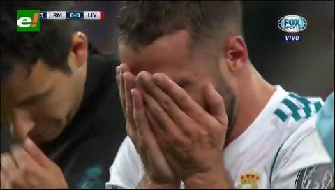 La magnitud de la lesión de Dani Carvajal