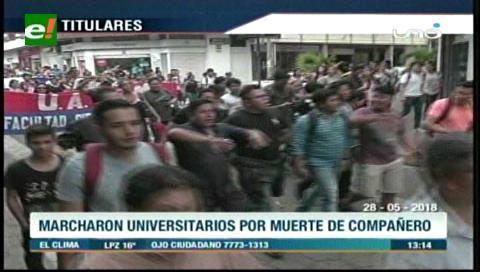 Video titulares de noticias de TV – Bolivia, mediodía del lunes 28 de mayo de 2018