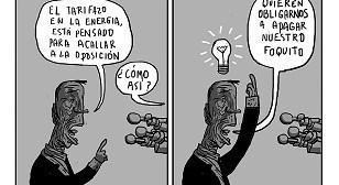 Caricaturas de Bolivia del viernes 18 de mayo de 2018