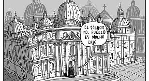 Caricaturas de Bolivia del martes 22 de mayo de 2018