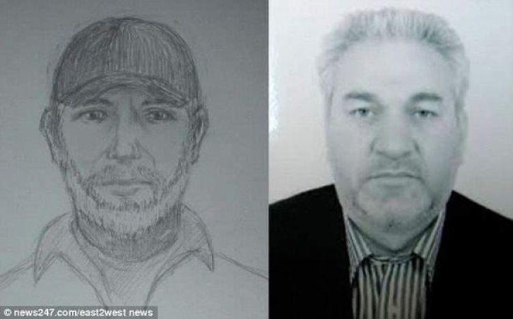 El identikit y Valid Lurakhmanov alias Validol