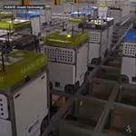 Así opera un almacén con 1.000 robots autónomos conectados vía 4G. 🤖-🤖 • • • • • #automatic #robot #tech #technology #gadgets #robotics #instatech #device #techie #gadget #electron