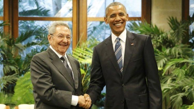 En vísperas de la histórica visita de Barack Obama, aterrizaba en la isla procedente de Miami el vuelo inaugural del restablecido servicio de correo postal directo entre Cuba y EE.UU, operado por la compañía IBC Airways