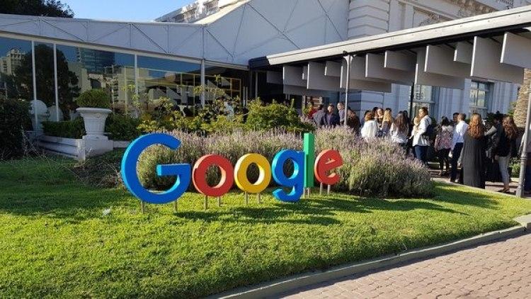 Oficinas de Google en California.