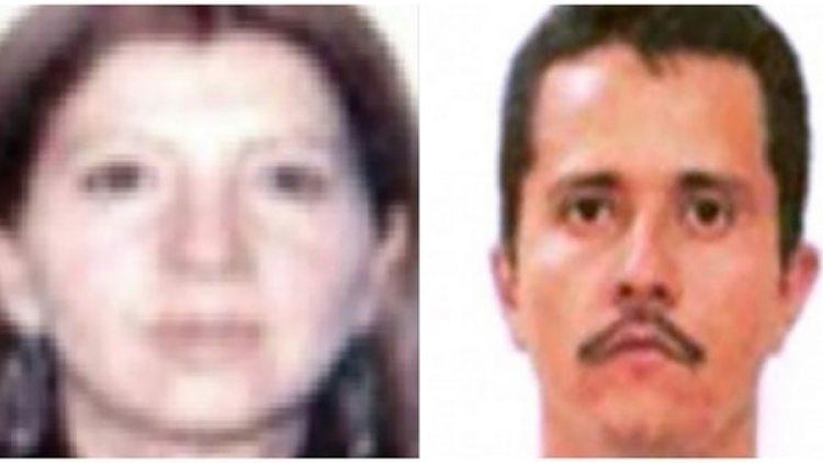 """Además de Rosalinda González Valencia, esposa del """"Mencho"""", otros 5 de sus hermanos han sido detenidos."""