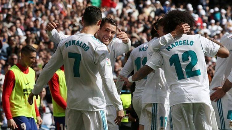 Varias figuras podrías despedirse del Real Madrid (Reuters)