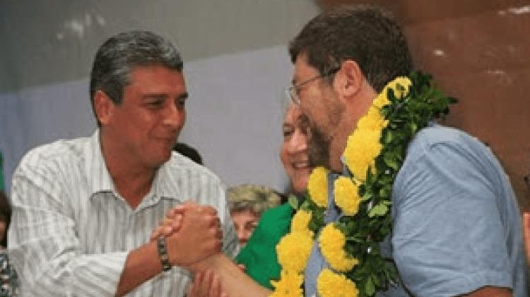 binomio-samuel-doria-medina-ernesto-suarez-elecciones-2014