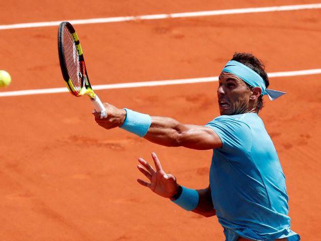 Rafael Nadal avanza a los cuartos para medirse con Diego Schwartzman