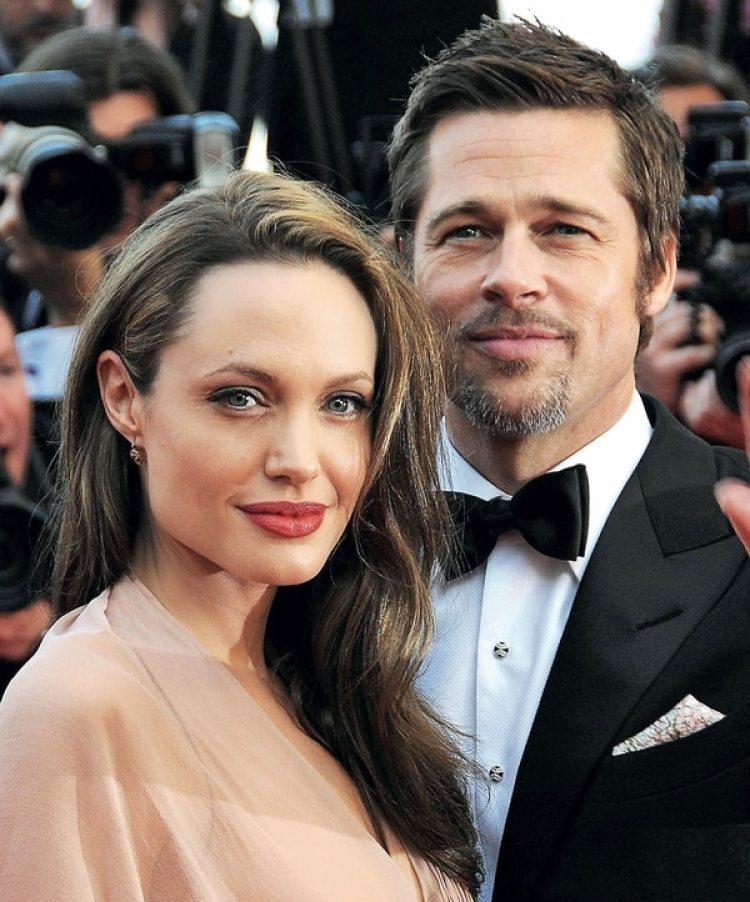 Angelina Jolie y Brad Pitt anunciaron su separación en diciembre del 2016