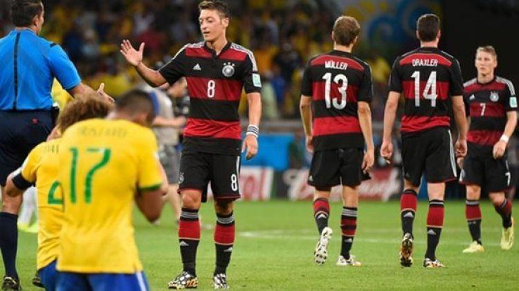 Brasil buscará revancha tras el 7-0 ante Alemania en 2014