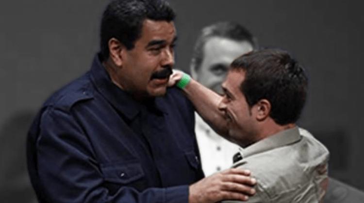 katu con Maduro