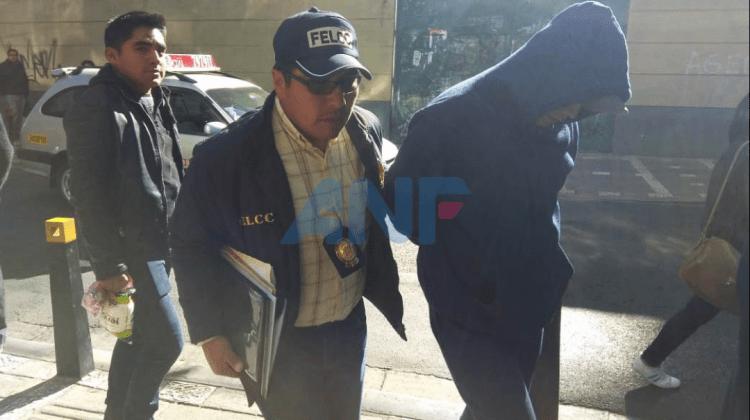 Subteniente caso UPEA ANF