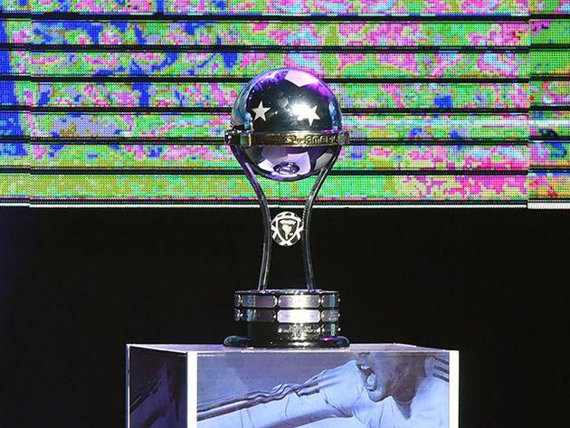 Programacion definida para la CONMEBOL Sudamericana