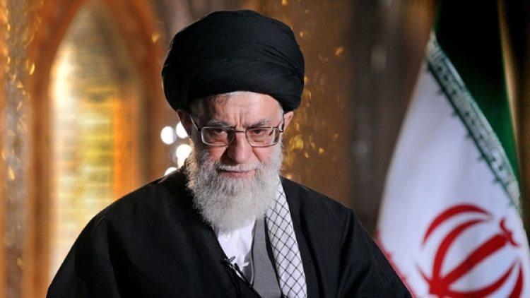 Ali Khamenei, líder supremo de la República Islámica de Irán