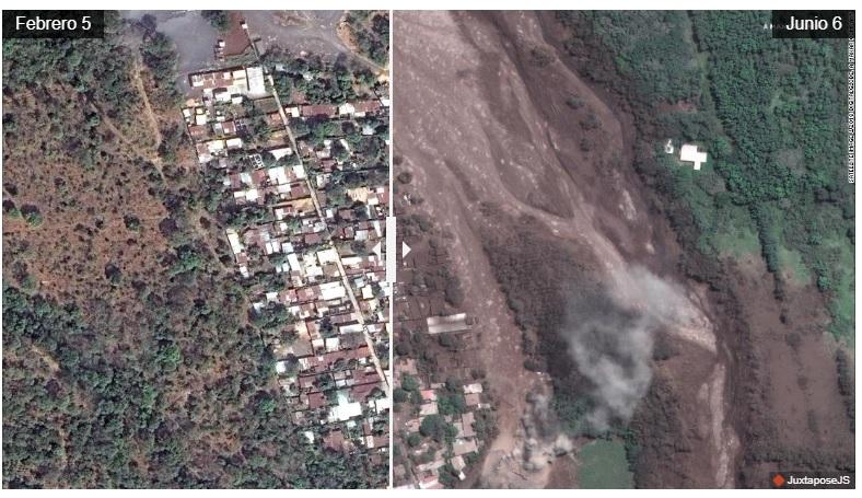 Ahora los aludes complican a una Guatemala devastada