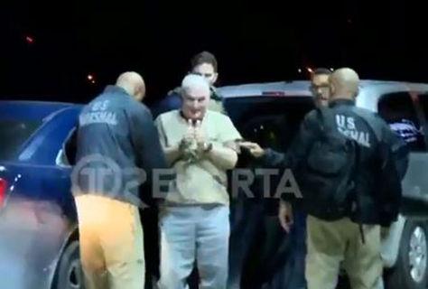 Estados Unidos extradita a Panamá al ex presidente Ricardo Martinelli por espionaje