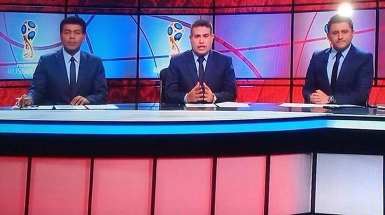 Fermín Zabala vuelve a relatar el Mundial y desata memes