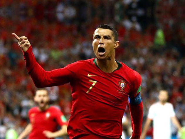 El nuevo record de Cristiano Ronaldo: máximo goleador europeo de selecciones