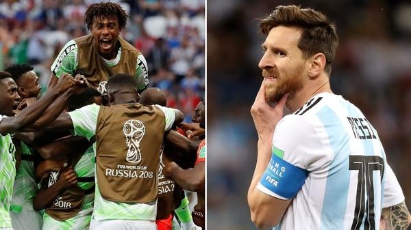 Tras la victoria de Nigeria, qué tiene que pasar para que Argentina se clasifique a octavos de final del Mundial