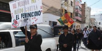 Cinco casos de feminicidio en Cochabamba hasta la fecha; los celos son el detonante
