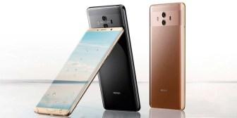 La pantalla del Huawei Mate 20 aparece en una nueva imagen