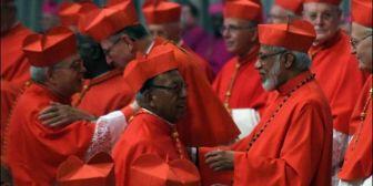 """Cardenal: """"Los indígenas somos la raza más fuerte y Evo es amigo de lucha"""""""