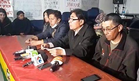 Gobierno boliviano reinstala diálogo con Universidad de El Alto