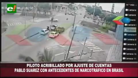 Video: Así asesinaron a Pablo Suárez