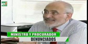 Video titulares de noticias de TV – Bolivia, noche del lunes 18 de junio de 2018