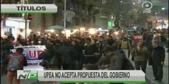 Video titulares de noticias de TV – Bolivia, mediodía del miércoles 20 de junio de 2018