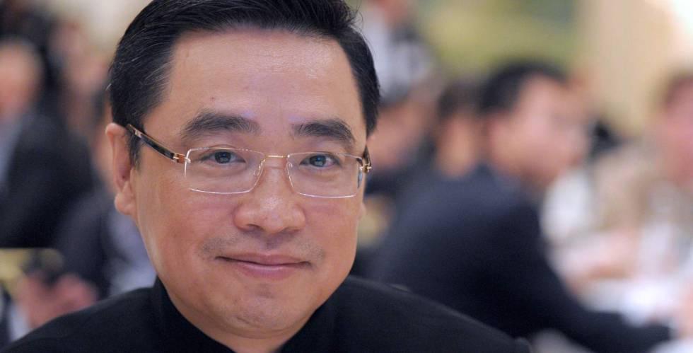 Wang Jian, en una foto de archivo del año 2012.