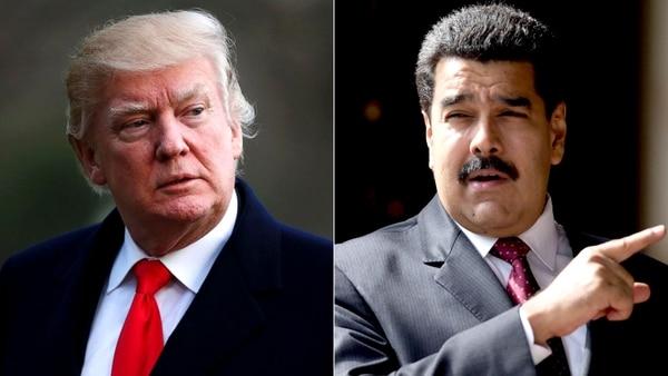Trump planteó a su Gabinete la posibilidad de invadir Venezuela