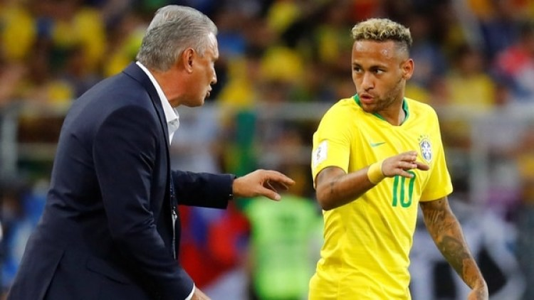 De la mano de Tite, Brasil se prepara para el esperado cruce ante Bélgica