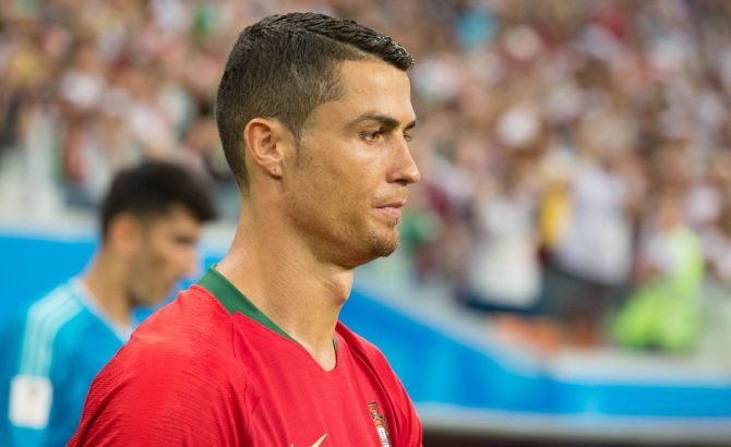 Facebook quiere fichar a Cristiano Ronaldo para su propia serie