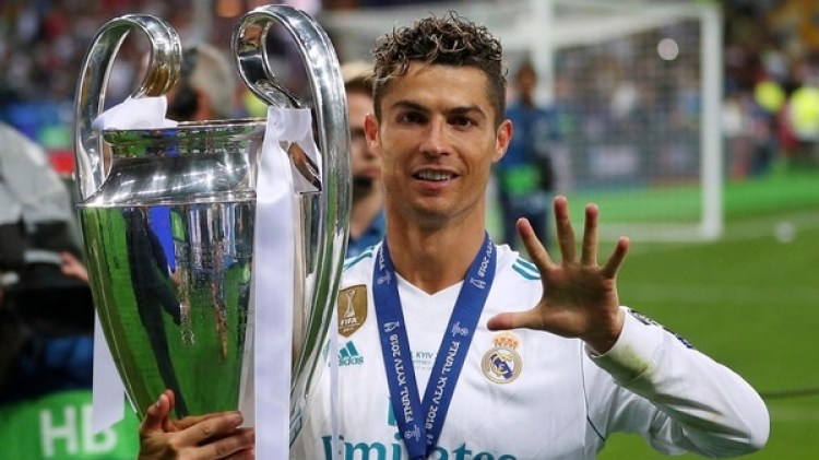 (Reuters) Tras conseguir la Champions League, Ronaldo insinuó que se iría del Madrid
