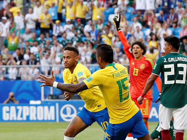 El estudio matemático que le da a Brasil 61de chances de ser semifinalista