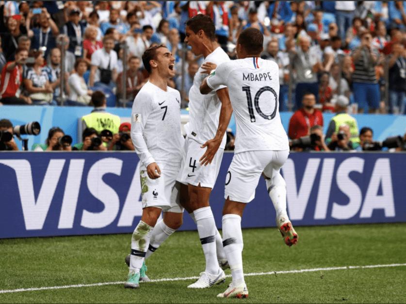 Uruguay se despide de la Copa del Mundo y deja a Francia en la semifinal