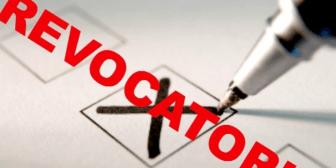 De 245 solicitudes de revocatorio de mandato apenas una prosperó, en Bolpebra