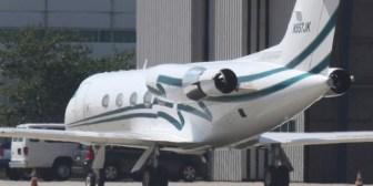 Jet incautado venía de México y entró legalmente a Bolivia, según documento de la DGAC