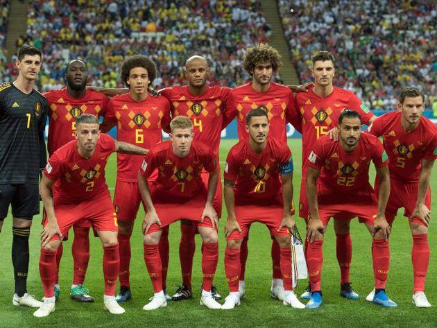 Bélgica sueña con que sus Diablos toquen el cielo